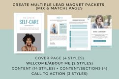 Workbook Lead Magnet Template for Coaches   Canva Templates Product Image 5