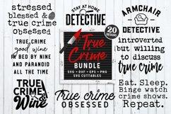 True Crime Bundle SVG | Murder SVG Bundle Product Image 12