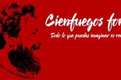 Cienfuegos font Product Image 4
