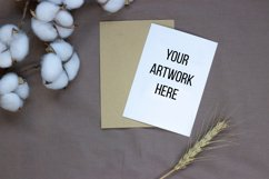Greeting card Mockup Product Image 1