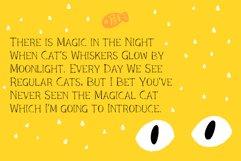Black Cat Whiskers - Mini Serif Font Product Image 5