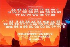 Web Font Markurius Font Product Image 4