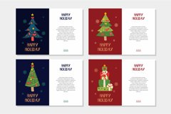 Little Santa Font | merry christmas font | 8 christmas cards Product Image 3