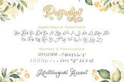 Raffadyn - Wedding Font Product Image 6