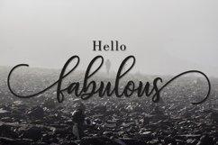 Fabulous Script | WEB FONT Product Image 5