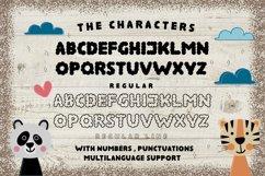 ALTOCUMULUS Font Product Image 2