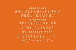 Future Line - Cute Display Font Product Image 3