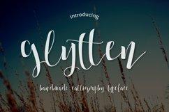 Glytten Typeface Product Image 1