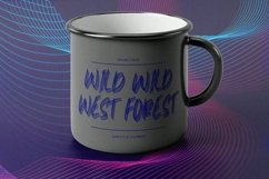 Web Font Skinshape - Energetic SVG Font Product Image 2