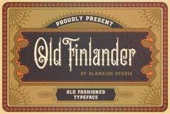 Old Finlander Product Image 1