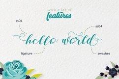 Zelifa - Lovely Font Product Image 5