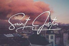 Saint Justin signature Product Image 1