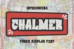 Web Font Chalmer Font Product Image 1