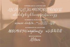 Web Font Chaterine - Beauty Script Font Product Image 6