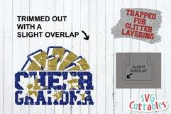 Cheer Grandma SVG   Cheer Shirt Product Image 2
