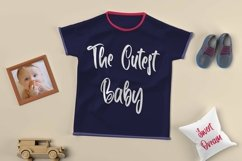 Web Font CheerfulPerson - Cute Handletter Font Product Image 4