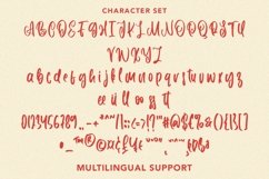 Web Font CheerfulPerson - Cute Handletter Font Product Image 6