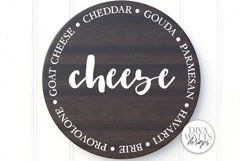 Cheese Board SVG | Charcuterie & Grazing Board Design | DXF Product Image 2