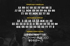 Web Font Chillhype Font Product Image 4