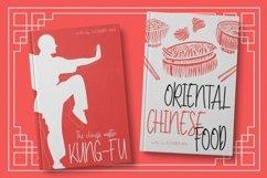 Web Font Chinatown Font Product Image 4