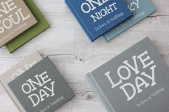 Choose Happy - Quirky Fun Serif Font Product Image 4
