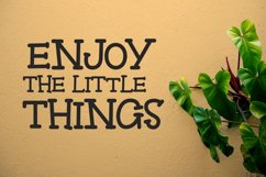 Choose Happy - Quirky Fun Serif Font Product Image 6