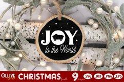 Christmas SVG Ornaments | Christmas SVG Product Image 3