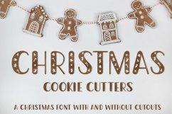 Christmas Font Bundle - 4 Font Mini-Bundle Product Image 2