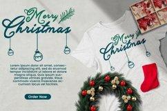 Web Font Christmas - Dingbats Font Product Image 5