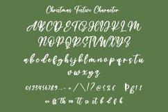 Christmas Festive - Beautiful Handwritten Font Product Image 5