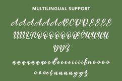 Web Font Christmas Festive - Beautiful Handwritten Font Product Image 5
