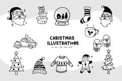 Christmas Illustrations Product Image 1
