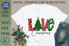 Designs for Sublimation Christmas Holiday Sublimation PNG Product Image 1