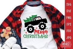 Kids Christmas SVG Bundle - Kids Christmas Shirt Designs Product Image 3