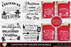 Christmas Pot Holders, Designs for Pot holders for Christmas, Baking designs