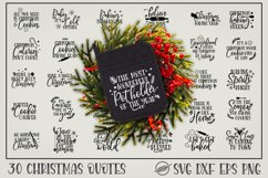 Christmas pot holder quotes Product Image 1
