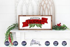 Sleigh Christmas SVG Bundle Product Image 4