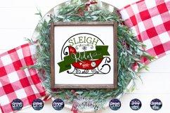 Sleigh Christmas SVG Bundle Product Image 5
