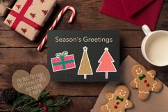 Christmas Sticker Bundle, Gift Tag & Packaging Stickers Product Image 2