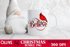 Christmas Sublimation Bundle PNG Product Image 2