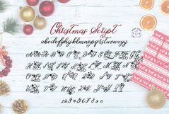Christmas Script and Celebrations Dingbat Font Duo Product Image 3