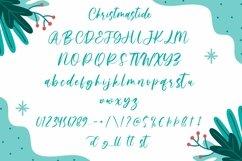 Web Font Christmastide - Modern Calligraphy Font Product Image 5
