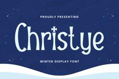 Christye Font Product Image 1