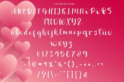 Cinta - Sweet & Modern Calligraphy Font Product Image 2