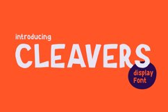 Cleavers Product Image 4