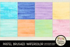 Watercolor Scrapbook Papers Pastel Watercolor Backgrounds Product Image 4