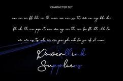Cliquelly Monoline Script Font Product Image 6