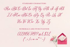 Modern Calligraphy Font Product Image 3