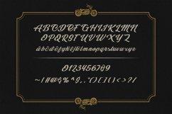 Retro Brush Script Font Product Image 6