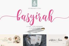 All Shop Font BUNDLE Product Image 5